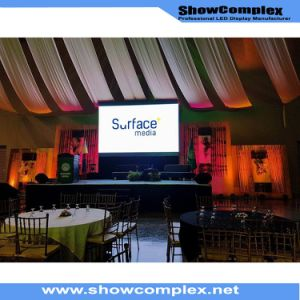 Showcomplex pH2.5 Indoor Full Color LED Display Panel pictures & photos