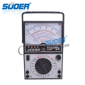 Low Price Analog Multimeter (MF-47) pictures & photos