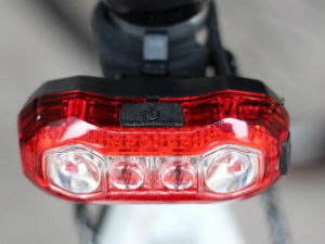 USB Rechargeable Bicycle Light pictures & photos