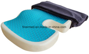 Orthopedic Comfort Foam Gel Seat Cushion pictures & photos