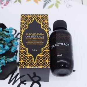 Professional Moisturizing Macadamia Oil for Hair Treatment pictures & photos