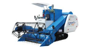 High Quality Full-Feed Rice Combine Harvester Most Popular in China pictures & photos