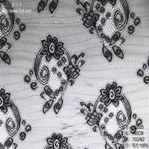 Fashion Cheap Wedding Dress Wholesale Fabric Nylon Lace pictures & photos