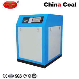 China Coal Electric Stationary Screw Air Compressor pictures & photos