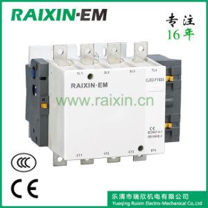 Raixin Cjx2-1854 4-Phase AC Contactor 4p pictures & photos