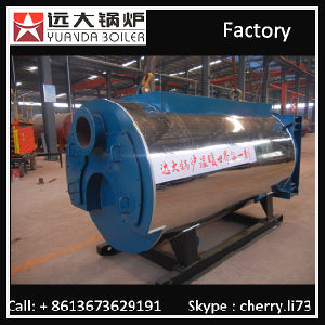 Factory Price Wns Series Oil Gas Fired Steam Boilers  pictures & photos