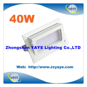Yaye 18 Hot Sell Ce /RoHS Approval COB 30W 40W LED Tunnel Light / LED Flood Lighting with Warranty 3 Years pictures & photos