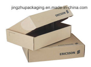 Customized Printing Kraft Packing Paper Cardboard Box pictures & photos