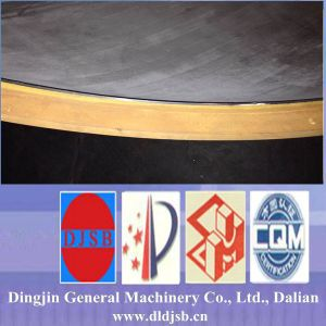 Hot Forming Cladding Plate Dish Head Applied to Heavy Machinery pictures & photos