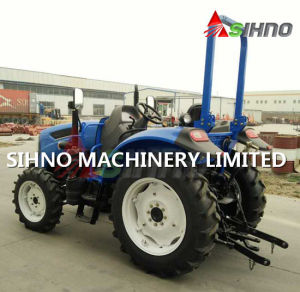 50HP 4WD Large Agricultural Tractor with High Quality Factory pictures & photos