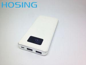Customized Logo Polymer Battery USB Power Bank 10000mAh pictures & photos