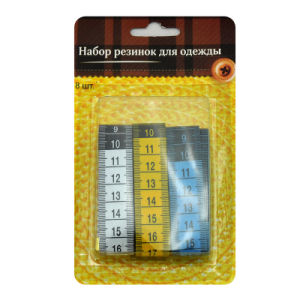 Measuring Tape 3PCS Blister Packing 150cm/60in pictures & photos