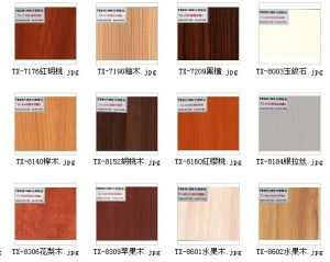 4′x8 ′ Laminated MDF Panel for Kitchen Cabinet pictures & photos