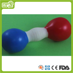 Vinyl Pet Dumbbell Dog Toys pictures & photos