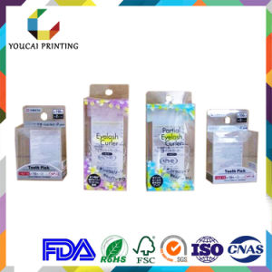 Custom Logo Clear Plastic Pet Packaging Boxes pictures & photos