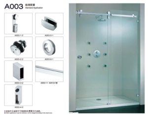 Shower Sliding Hanging Wheel Roller Door Set Glass Door Hinge pictures & photos
