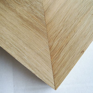Flooring for Unfinished Oak Fishbone Parquet Wooden Flooring pictures & photos