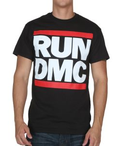 Fashion Run DMC Printed Logo Man T Shirt (A179) pictures & photos