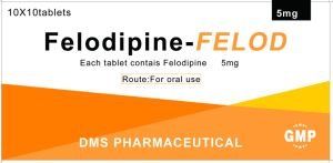 Felodipine Tablet GMP Factory FDA Approved pictures & photos