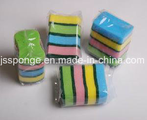 Eco-Friendly Kitchen Cleaning Sponge Scourer pictures & photos