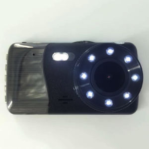 4 Inch Super Night Vision Dual Lens with Car Camera pictures & photos