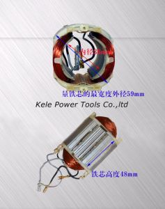 Power Tool Spare Parts (Stator for Bosch Dewalt 801 use) pictures & photos