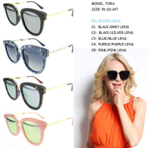 Fashion Polarized Sunglasses Designer Sunglasses for Women pictures & photos
