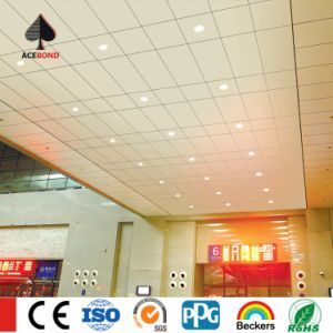 Best Price Coffee Shop Lobby Hook on Type Aluminum Suspended Ceiling pictures & photos
