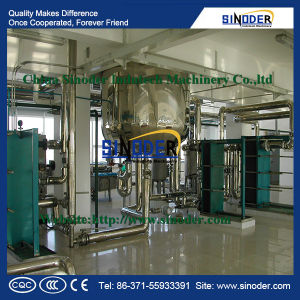 Complete Refining Plant Canola Oil Processing Equipment pictures & photos