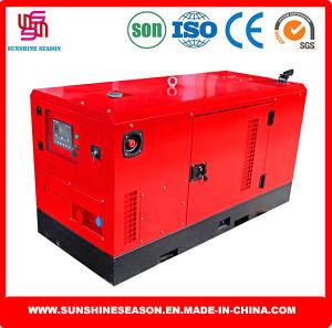 10kw Silent Type Diesel Generator pictures & photos