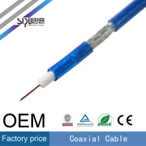 Sipu High Quality RG6 Coaxial Cable for CCTV Video Cables pictures & photos