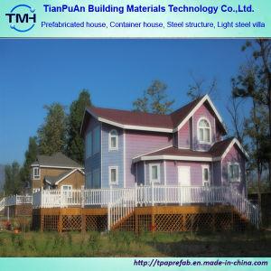Well Design Building Material Wooden Light Steel Villa pictures & photos
