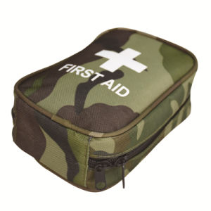 Outdoor Army Police Emergency Survival Medical First Aid Kit pictures & photos