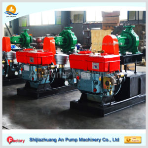 Centrifugal Powerful End Suction Diesel Water Pump pictures & photos