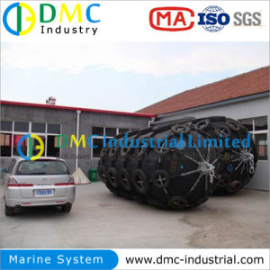 Maritime Yokohama Pneumatic Fenders with Heavy-Duty Aircraft Tire pictures & photos