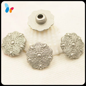 Special Design Antique Silver Metal Alloy Rivets for Decoration pictures & photos