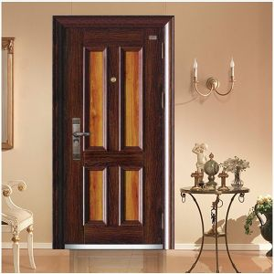 2016 Hot Selling More Quality Steel Door pictures & photos