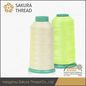 Oeko-Tex100 1 Class Polyester Luminous Thread for Knitting pictures & photos