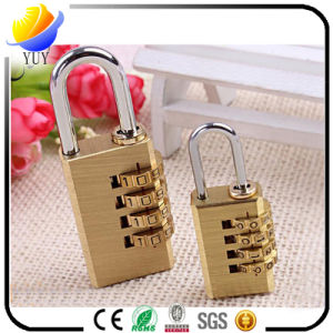 High Quality Stainless Steel Padlock Combination Padlock pictures & photos