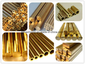 Copper Round Bar for Machining Use pictures & photos