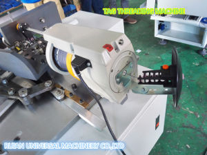 Full Automatic Clothing Tag Threading Machine pictures & photos