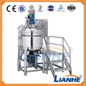 Vacuum Homogenizer Mixing Mixer Tank with Ce Certificate pictures & photos