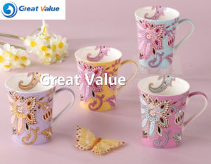 Popular Gift Ceramic Mug, Camping Mug, Coffee Cup pictures & photos