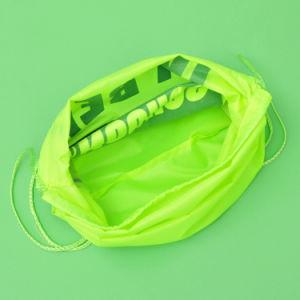 Advertising Promotional Polyester Nylon Sports Gym Drawstring Backpack Drawstring Bag pictures & photos