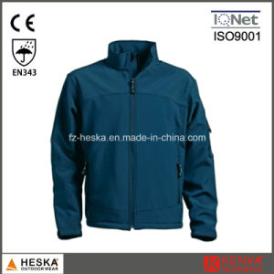 Men Waterproof Softshell Ripstop Jacket pictures & photos