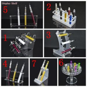 Clear Acrylic E Cigarette Display Cabinet Btr-D3029 pictures & photos