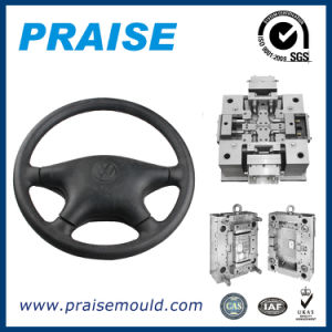 Plastic Injection Auto Steering Wheel Mould Professional Mould Maker