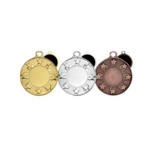 Customized Brand Metal Medal Supplier, Blank Insert Metal Sports Medal pictures & photos