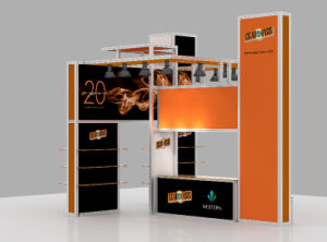 2017 New Design Exhibition Stands pictures & photos