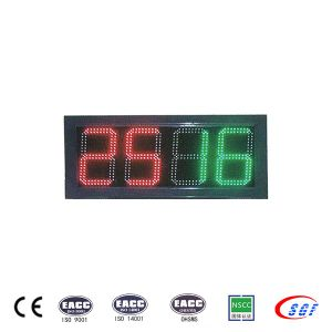 Professional Football Equipment Electronic Soccer Substitution Board pictures & photos